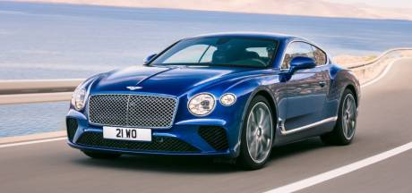 Bentley Continental GT: bovengrondse Hyperloop