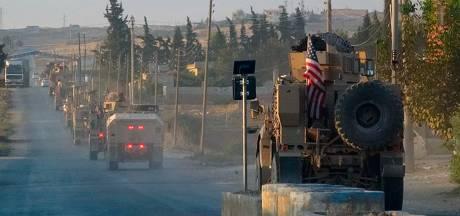 VS-troepen uit Syrië verplaatst naar Irak