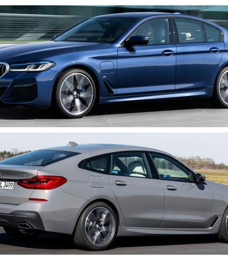 BMW vernieuwt 5-Serie en 6-Serie: nu ook als stekker-stationcar