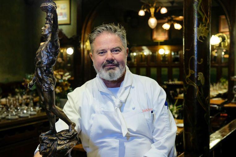 Gault Millau: Dirk Myny van restaurant Les Brigittines