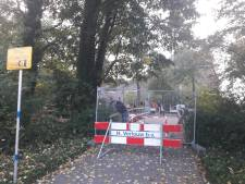 Geen zorgen, bruggetje aan Winterdijk gaat gewoon weer open