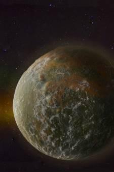 Astronomen vinden mogelijk leefbare planeet
