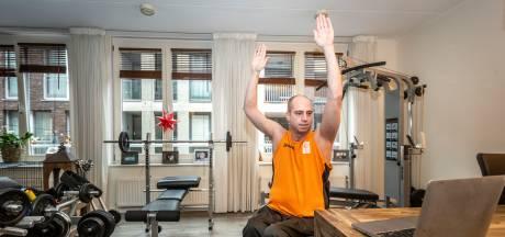 Rolstoelbasketballers helpen zittend Nederland fit worden met eerste Zitloze Werkdag: 'Iedereen kan meedoen'