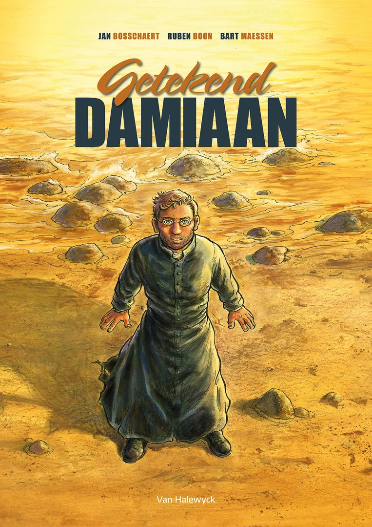 De Damiaanstrip Getekend Damiaan