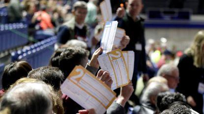 Resultaten eerste Democratische voorverkiezing laten uren op zich wachten door problemen met verkiezingsapp