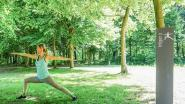 """""""Yoga in de natuur"""": nieuw yogapad op recreatiedomein De Ster"""