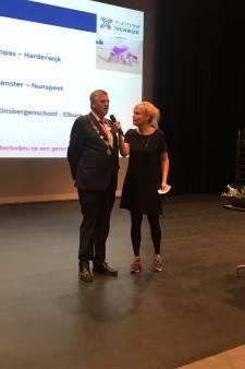 Elburgse 'bibberbotjes' de beste   in Veluwse techniekwedstrijd