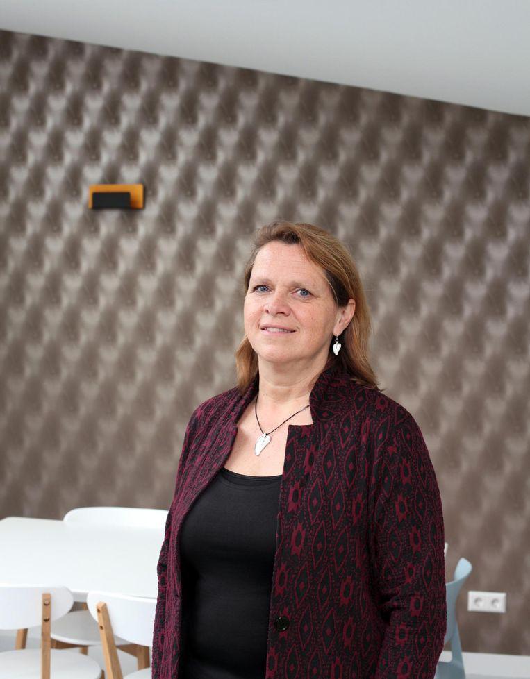 Xenia-directeur Jacqueline Bouts. Beeld Stefanie Grätz