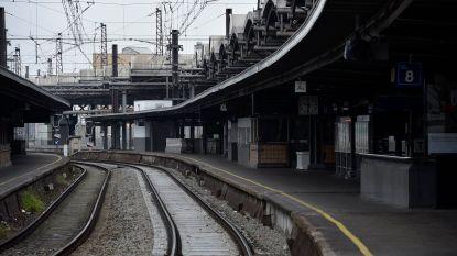 Grondwettelijk Hof houdt minimale dienstverlening bij het spoor grotendeels overeind