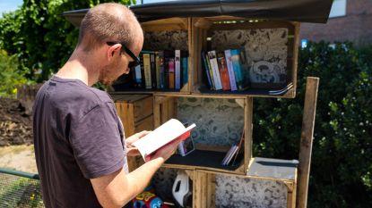 Ontwerp zelf een nieuw boekenruilkastje voor Kluizen