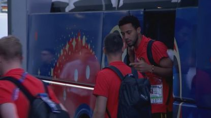 WK LIVE 14/07. Rode Duivels zijn op weg naar België - Vladimir Poetin woont finale bij