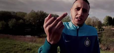Omstreden rapper heeft YouTube hit