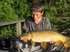 Remco Dijkstra vangt grootste vis