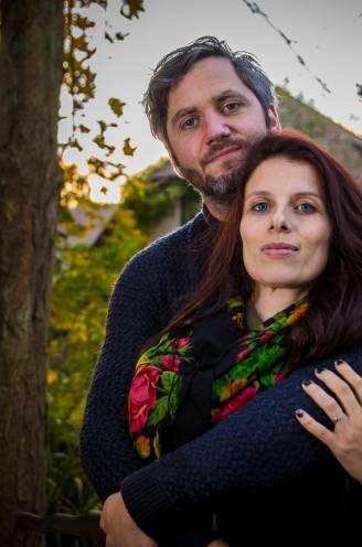 """Lieven Scheire en zijn vrouw Sien Volders brengen elk een boek uit: """"In de winkel zouden we elkaars werk niet aanraken"""""""