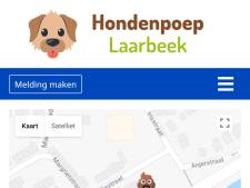 Website om hondenpoep in Laarbeek te melden