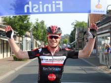 Patrick Bos zegeviert voor derde keer in Bavaria-ronde van Lieshout