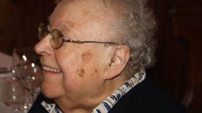 Zuster Lena Rom overleden op 90-jarige leeftijd