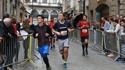 Brussels Marathon start en eindigt aan Jubelpark