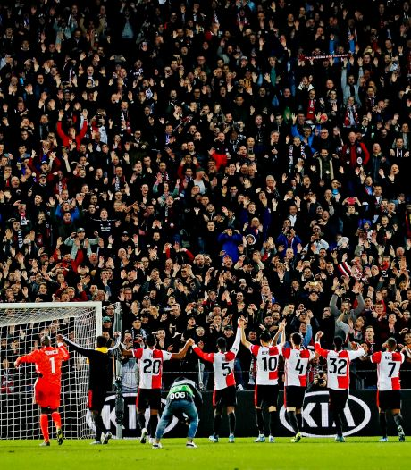 Feyenoord in beroep tegen straf UEFA: 'Maar gedraag je tegen Rangers'