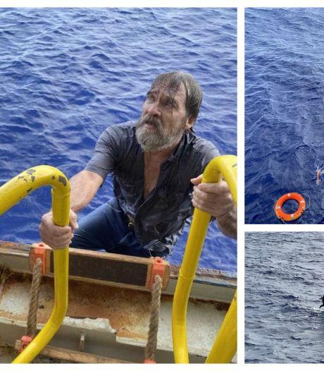 Miracle aux États-Unis: disparu en mer depuis deux jours, il est retrouvé vivant accroché à son bateau