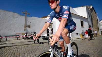 Mathieu van der Poel blijft onzeker voor Strade Bianche