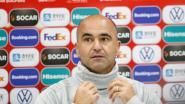 """Roberto Martínez daags voor Kazachstan: """"Praet moet genieten. En hard werken"""""""