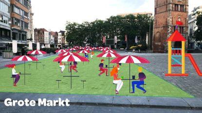 Kortrijk krijgt dubbel zoveel terrassen: ontdek zeven trekpleisters