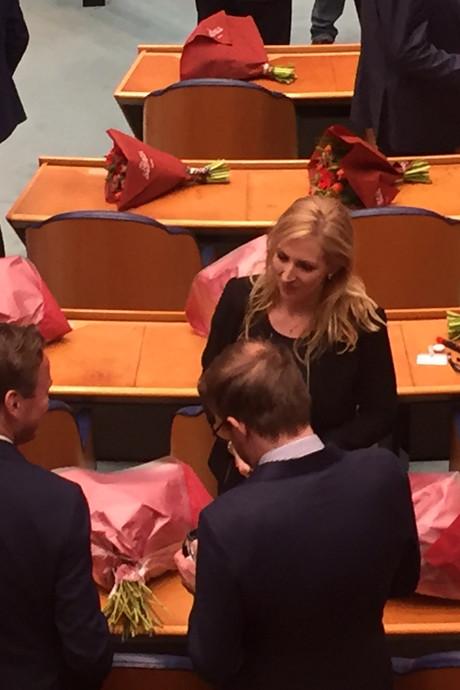 Marijnissen en Peters gaan na de campagne eindelijk de Kamer in