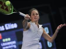 Schoofs kan niet stunten tegen Svitolina op Thailand Open