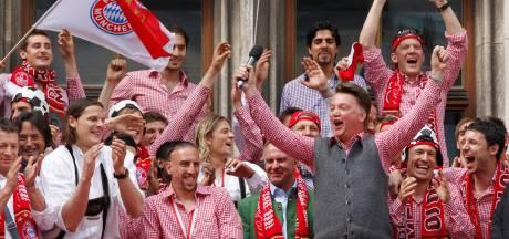 Waarom Van Gaal zijn broek liet zakken bij Bayern