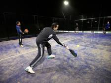 Twee nieuwe padelbanen voor Bestse tennisclub: 'De sport is populairder dan ooit'