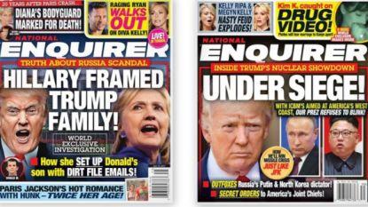 150.000 dollar voor Playboy-model, 30.000 voor ex-portier: FBI richt pijlen op 'The National Enquirer'