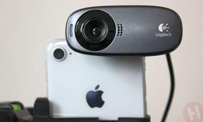 Geen webcam meer kopen!