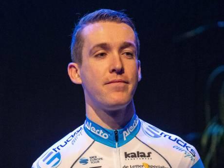 Wielrenner De Greef (27) uit Geldrop overleden aan gevolgen van hartstilstand
