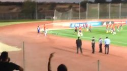 'Piqué schoft. Trap het hier af!: spelers Spaanse nationale ploeg staken uit de hand gelopen training al snel