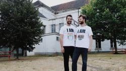 Levi's lanceert 'Gay Pride'-collectie in samenwerking met het Gentse koppel Lars en Timo
