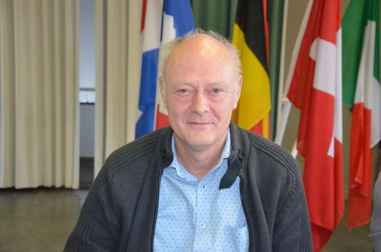 Gemeentesecretaris Guy Verbuyst.