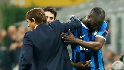 8 baltoetsen op een uur: Lukaku beleeft moeilijke avond, maar Inter wint wel van Dortmund