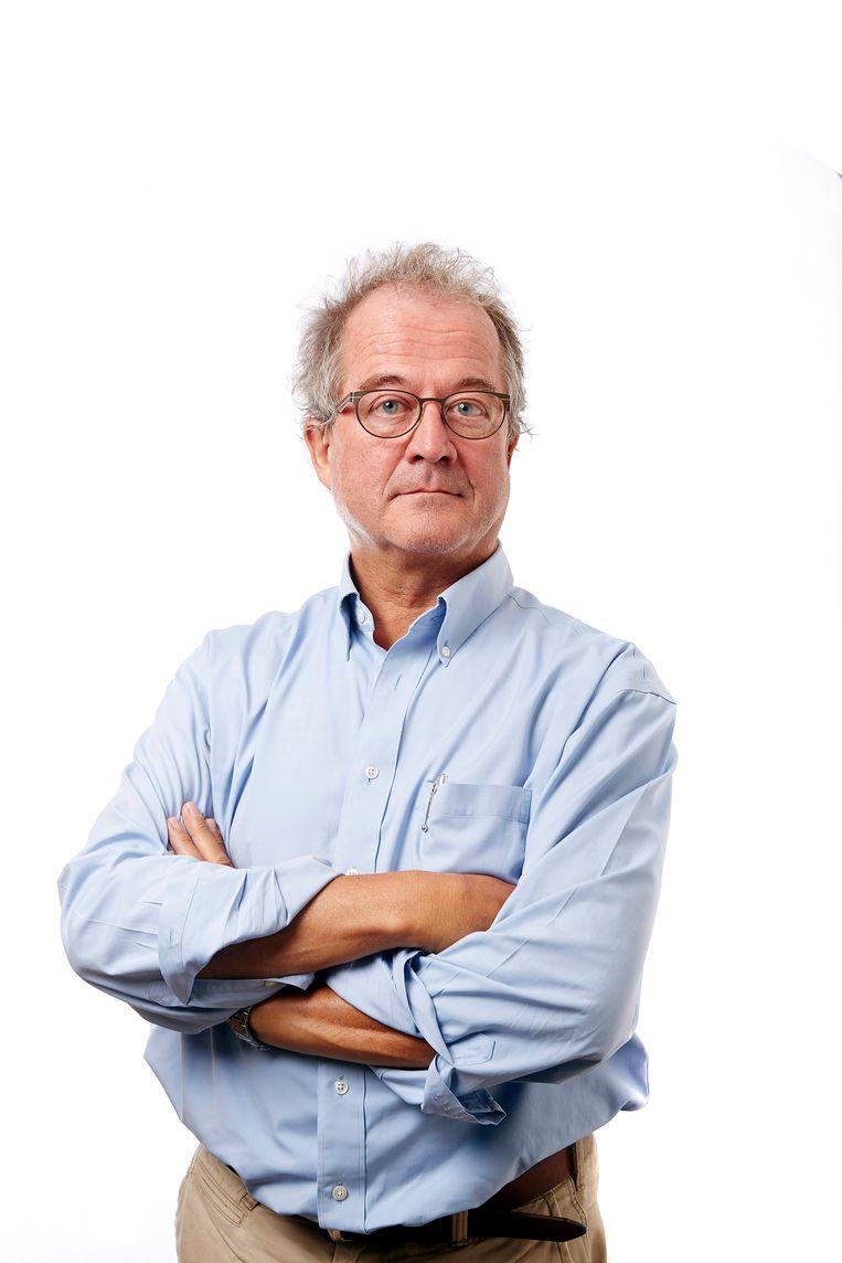 Paul Dekker. Beeld Phil Nijhuis