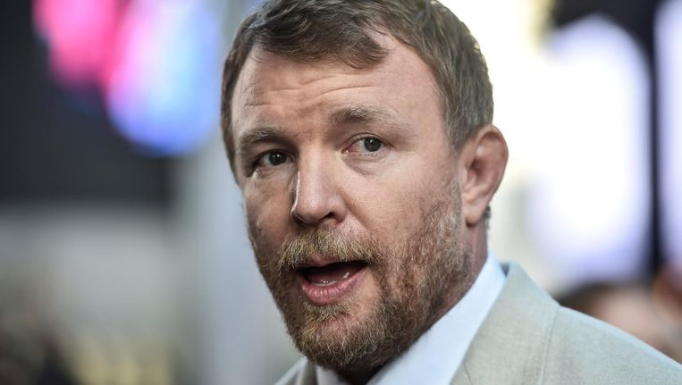 Guy Ritchie Beeld null