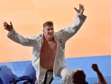 Tilburgse judoka Spijkers pakt brons op Grand Prix van Tbilisi