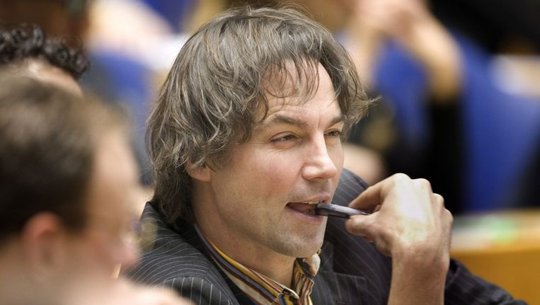 De Eindhovense PvdA-wethouder Staf Depla. Beeld null