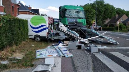 Naakte trucker vrijgelaten onder strikte voorwaarden