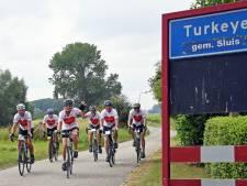 Fietsen van Polen tot Turkeye, gewoon in Nederland