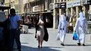 Meer dan 100.000 besmettingen in Qatar
