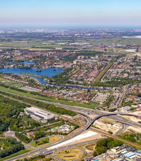 Nieuwe A16 trekt al 'streep' door Rotterdamse Noordrand