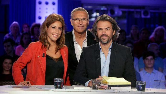 """Laurent Ruquier avoue s'""""être super bien entendu avec Léa Salamé"""" et avoir été """"déçu"""" par Aymeric Caron"""
