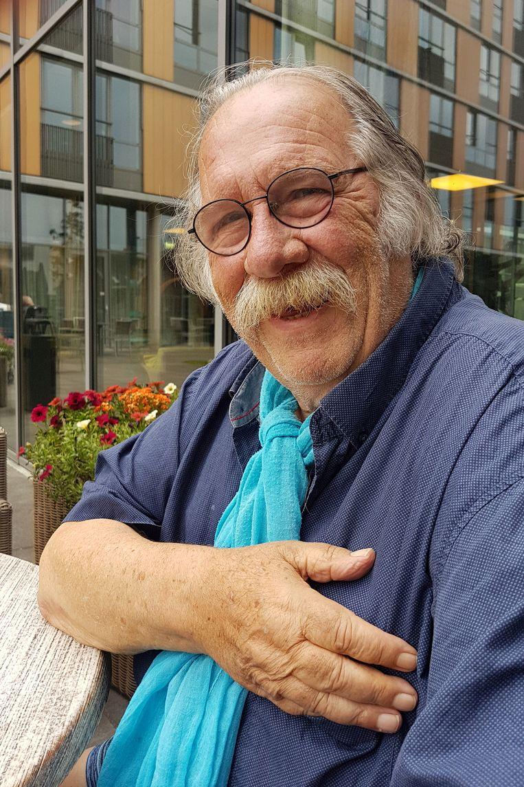 Thijs van der Molen in juli 2019. Beeld null