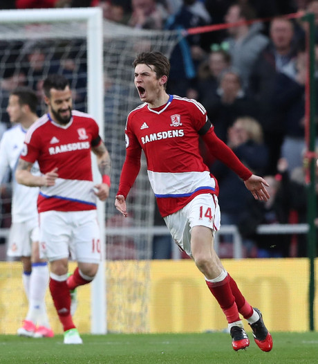 De Roon brengt hoop terug bij Middlesbrough