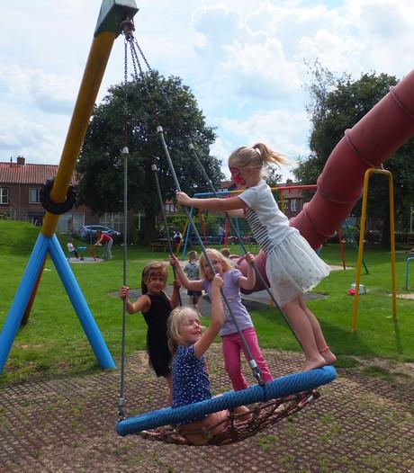 Aantal bezoekers speeltuin Oranjekwartier in Terneuzen stijgt snel